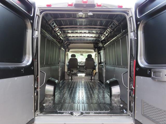 2018 ProMaster 3500 High Roof FWD,  Empty Cargo Van #JE136417 - photo 2