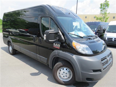 2018 ProMaster 3500 High Roof FWD,  Empty Cargo Van #JE136417 - photo 1