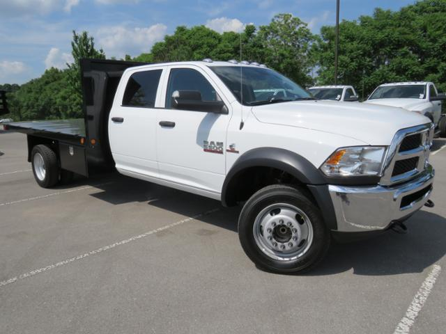 2018 Ram 5500 Crew Cab DRW 4x2,  Freedom Platform Body #JG209901 - photo 3
