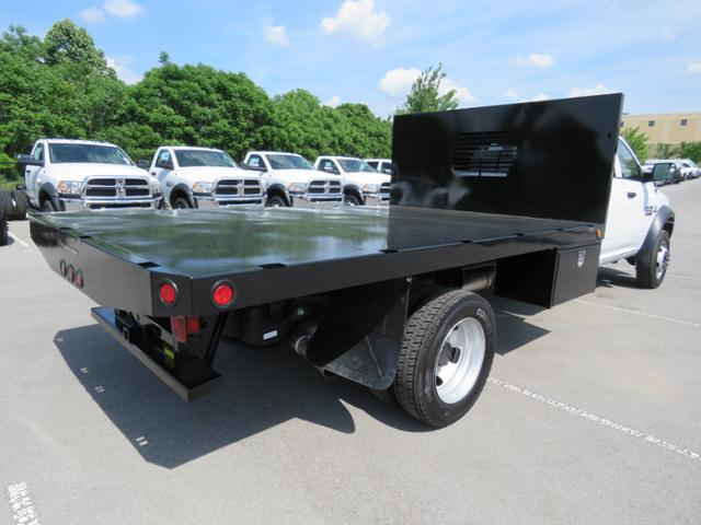 2018 Ram 5500 Crew Cab DRW 4x2,  Freedom Platform Body #JG209901 - photo 4