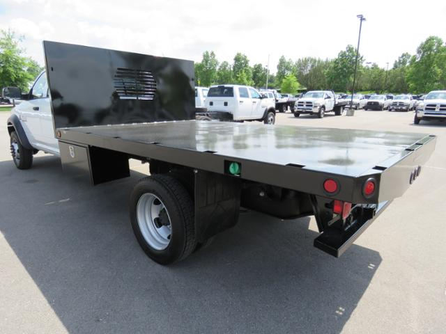 2018 Ram 5500 Crew Cab DRW 4x2,  Freedom Platform Body #JG209901 - photo 2