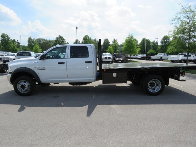 2018 Ram 5500 Crew Cab DRW 4x2,  Freedom Platform Body #JG209901 - photo 7