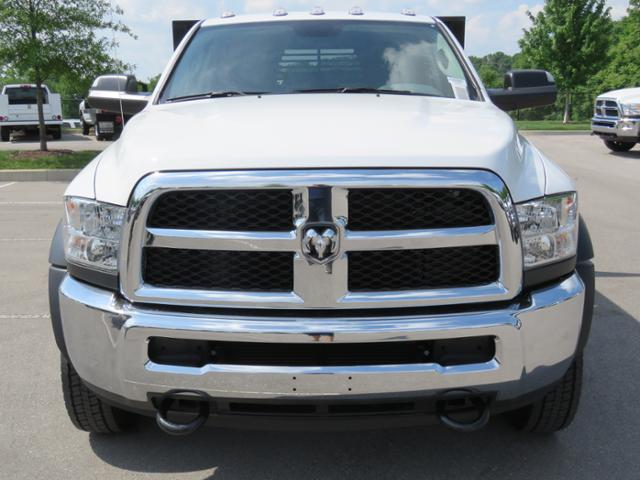 2018 Ram 5500 Crew Cab DRW 4x2,  Freedom Platform Body #JG209901 - photo 8