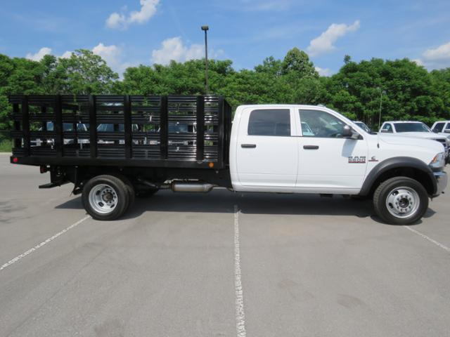2018 Ram 5500 Crew Cab DRW 4x2,  Freedom Stake Bed #JG209902 - photo 4