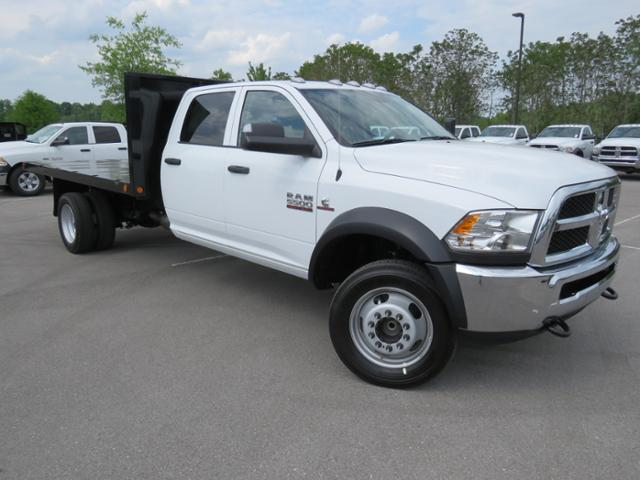 2018 Ram 5500 Crew Cab DRW 4x2,  Freedom Platform Body #JG209903 - photo 3