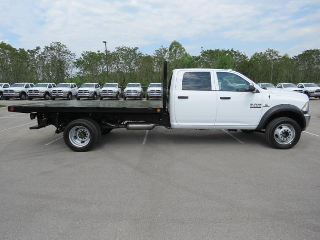 2018 Ram 5500 Crew Cab DRW 4x2,  Freedom Platform Body #JG209903 - photo 4