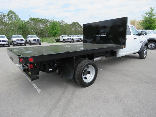 2018 Ram 5500 Crew Cab DRW 4x2,  Freedom Platform Body #JG209903 - photo 5