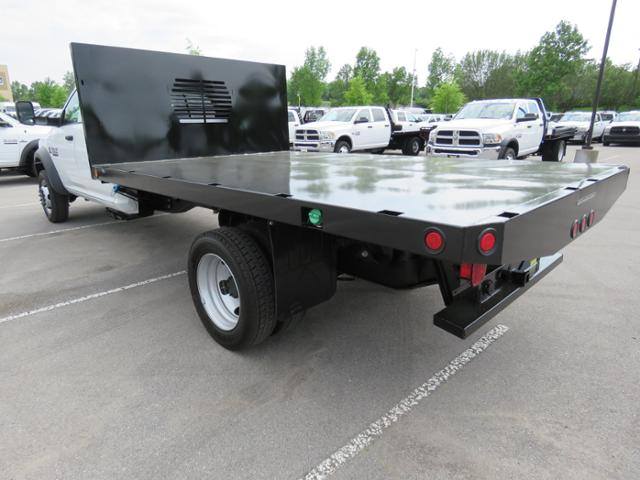 2018 Ram 5500 Crew Cab DRW 4x2,  Freedom Platform Body #JG209903 - photo 2