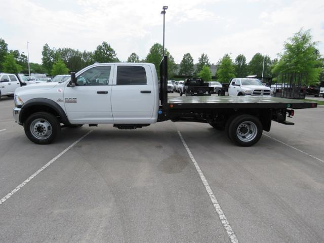 2018 Ram 5500 Crew Cab DRW 4x2,  Freedom Platform Body #JG209903 - photo 7