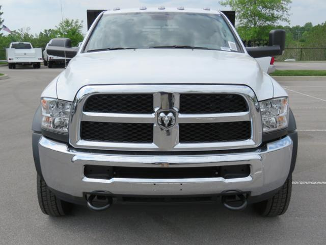 2018 Ram 5500 Crew Cab DRW 4x2,  Freedom Platform Body #JG209903 - photo 8