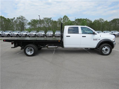 2018 Ram 5500 Crew Cab DRW 4x2,  Freedom Workhorse Platform Body #JG209903 - photo 4