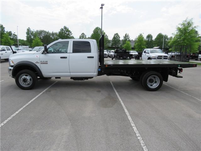 2018 Ram 5500 Crew Cab DRW 4x2,  Freedom Workhorse Platform Body #JG209903 - photo 7
