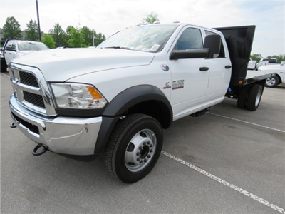 2018 Ram 5500 Crew Cab DRW 4x2,  Freedom Workhorse Platform Body #JG209903 - photo 1