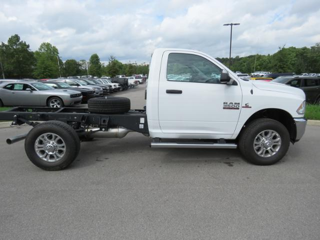 2018 Ram 3500 Regular Cab 4x4,  Cab Chassis #JG213208 - photo 4