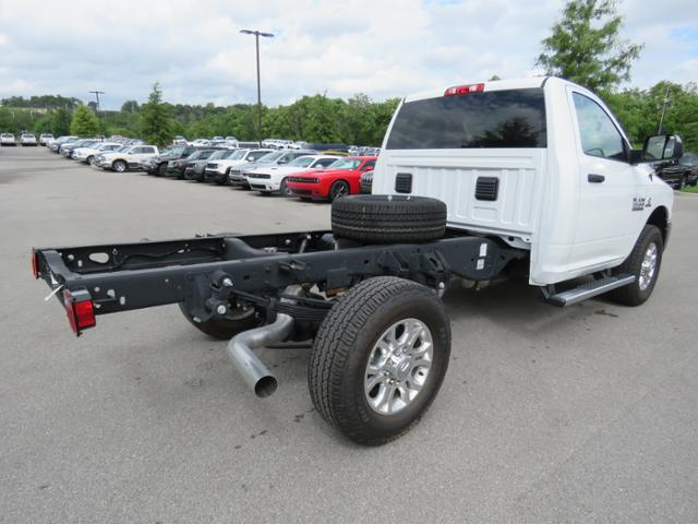 2018 Ram 3500 Regular Cab 4x4,  Cab Chassis #JG213208 - photo 5