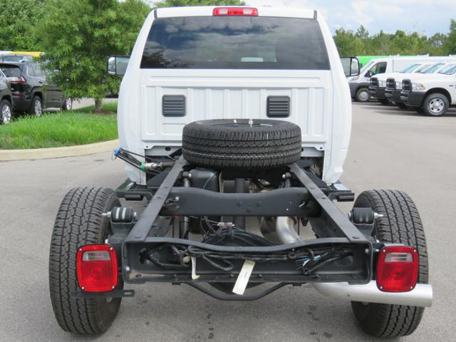 2018 Ram 3500 Regular Cab 4x4,  Cab Chassis #JG213208 - photo 6
