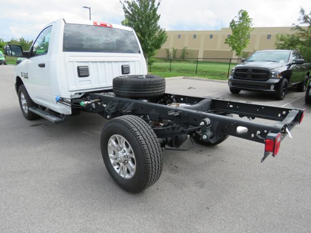 2018 Ram 3500 Regular Cab 4x4,  Cab Chassis #JG213208 - photo 2