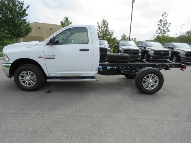 2018 Ram 3500 Regular Cab 4x4,  Cab Chassis #JG213208 - photo 7