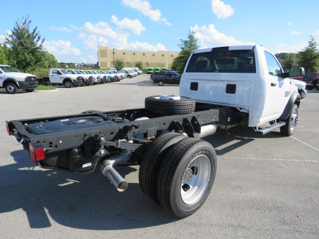 2018 Ram 5500 Regular Cab DRW 4x2,  Cab Chassis #JG243989 - photo 5