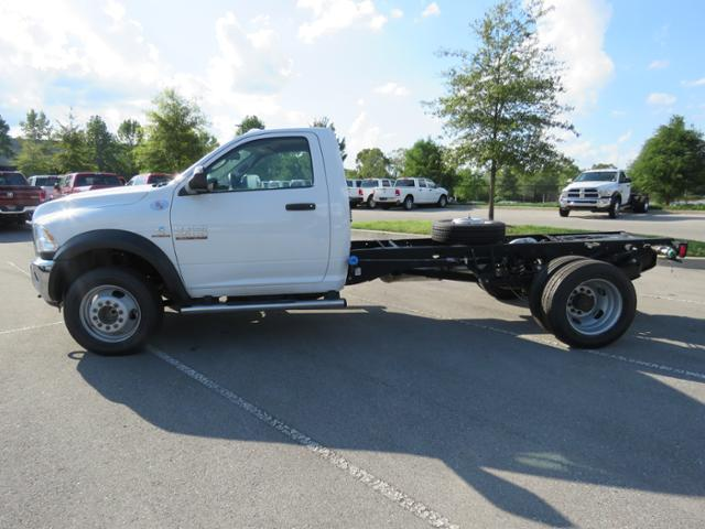2018 Ram 5500 Regular Cab DRW 4x2,  Cab Chassis #JG243989 - photo 7