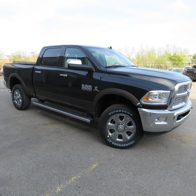 2018 Ram 2500 Crew Cab 4x4,  Pickup #JG254001 - photo 4