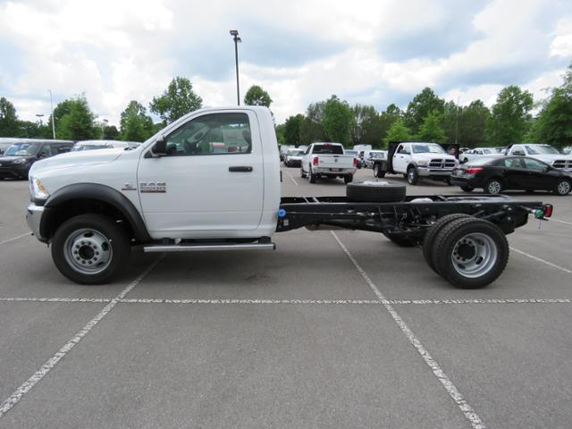 2018 Ram 5500 Regular Cab DRW 4x4,  Cab Chassis #JG263609 - photo 7