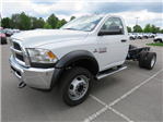 2018 Ram 5500 Regular Cab DRW 4x4,  Cab Chassis #JG263609 - photo 1