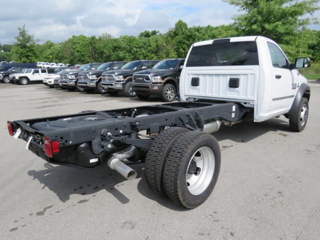 2018 Ram 5500 Regular Cab DRW 4x4,  Cab Chassis #JG269459 - photo 5