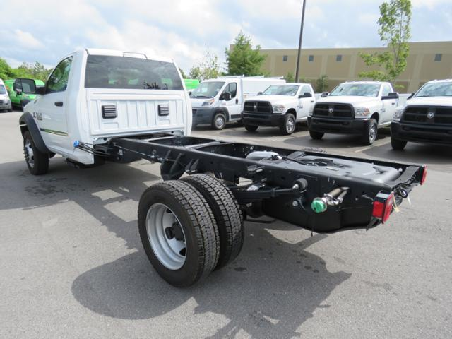 2018 Ram 5500 Regular Cab DRW 4x4,  Cab Chassis #JG269459 - photo 2