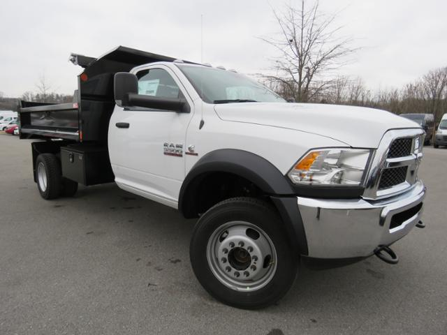 2018 Ram 5500 Regular Cab DRW 4x4,  Dump Body #JG317711 - photo 3