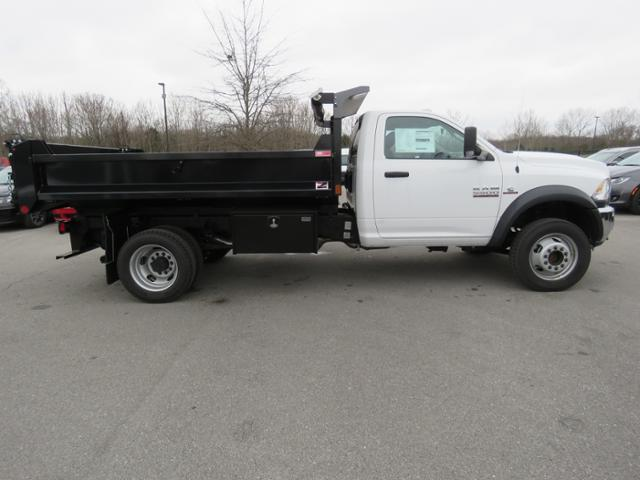 2018 Ram 5500 Regular Cab DRW 4x4,  Dump Body #JG317711 - photo 4