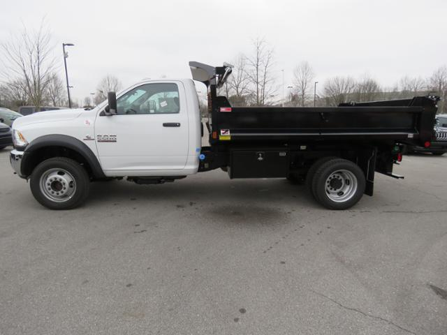 2018 Ram 5500 Regular Cab DRW 4x4,  Dump Body #JG317711 - photo 7