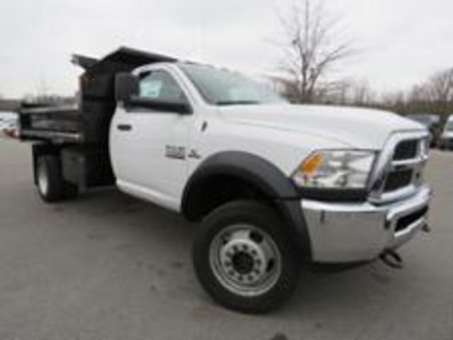 2018 Ram 5500 Regular Cab DRW 4x4,  Dump Body #JG317712 - photo 3