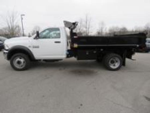 2018 Ram 5500 Regular Cab DRW 4x4,  Dump Body #JG317712 - photo 7