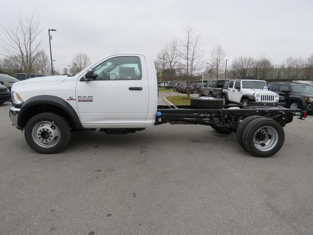 2018 Ram 5500 Regular Cab DRW 4x2,  Cab Chassis #JG360350 - photo 8