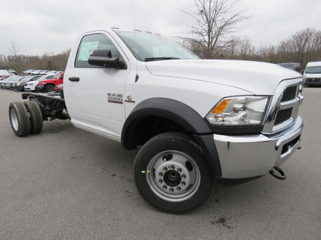 2018 Ram 5500 Regular Cab DRW 4x2,  Cab Chassis #JG360355 - photo 3