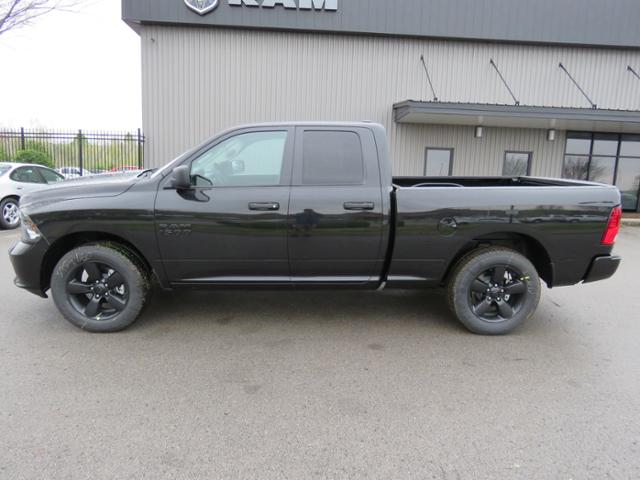 2018 Ram 1500 Quad Cab 4x2,  Pickup #JS259480 - photo 8