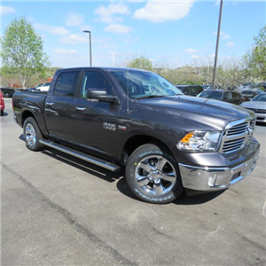 2018 Ram 1500 Crew Cab 4x2,  Pickup #JS274853 - photo 3