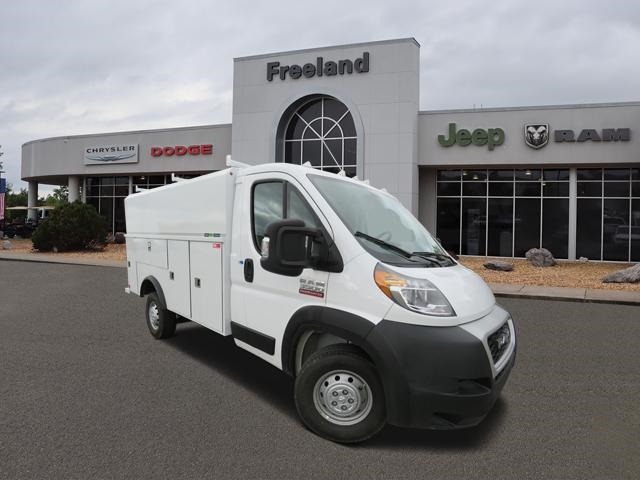 2019 Ram ProMaster 3500 Standard Roof FWD, Reading Service Utility Van #KE522131 - photo 1