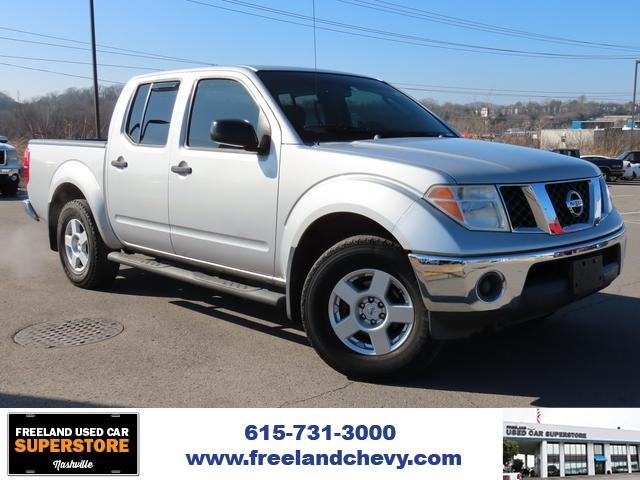 2006 Nissan Frontier 4x4, Pickup #LC297509B - photo 1