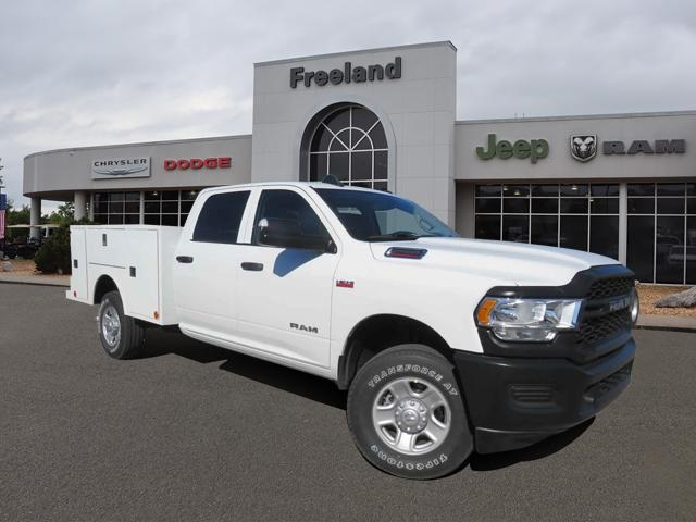 2020 Ram 2500 Crew Cab 4x4, Warner Service Body #LG103713 - photo 1