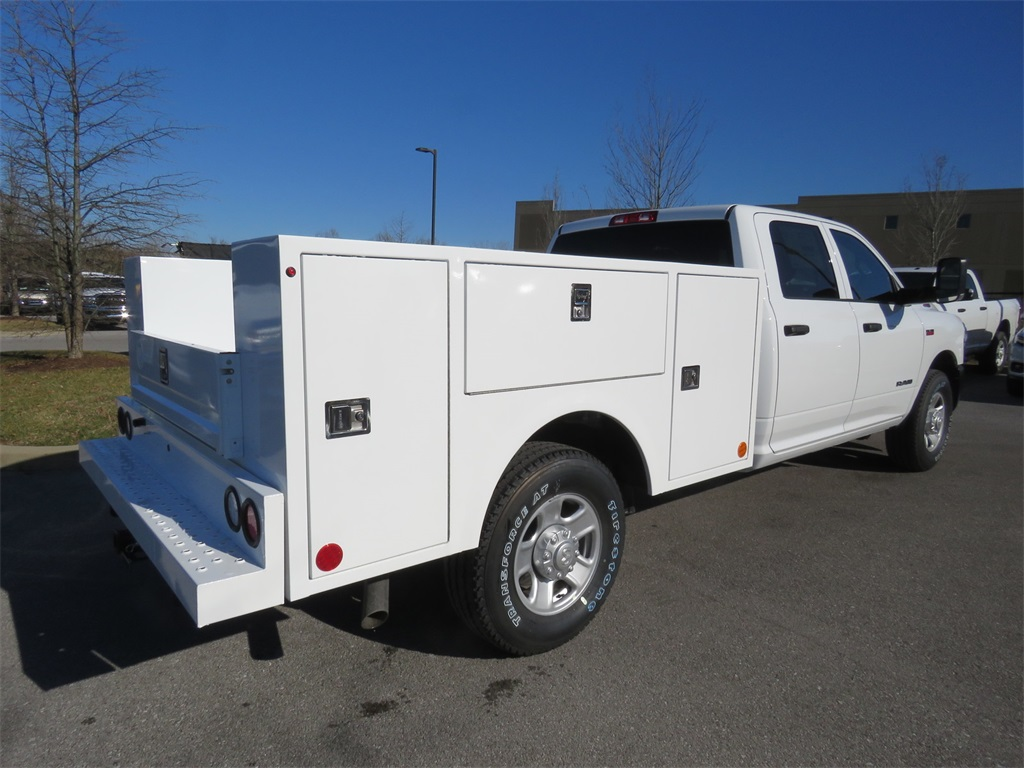2020 Ram 2500 Crew Cab 4x2, Warner Service Body #LG110450 - photo 1