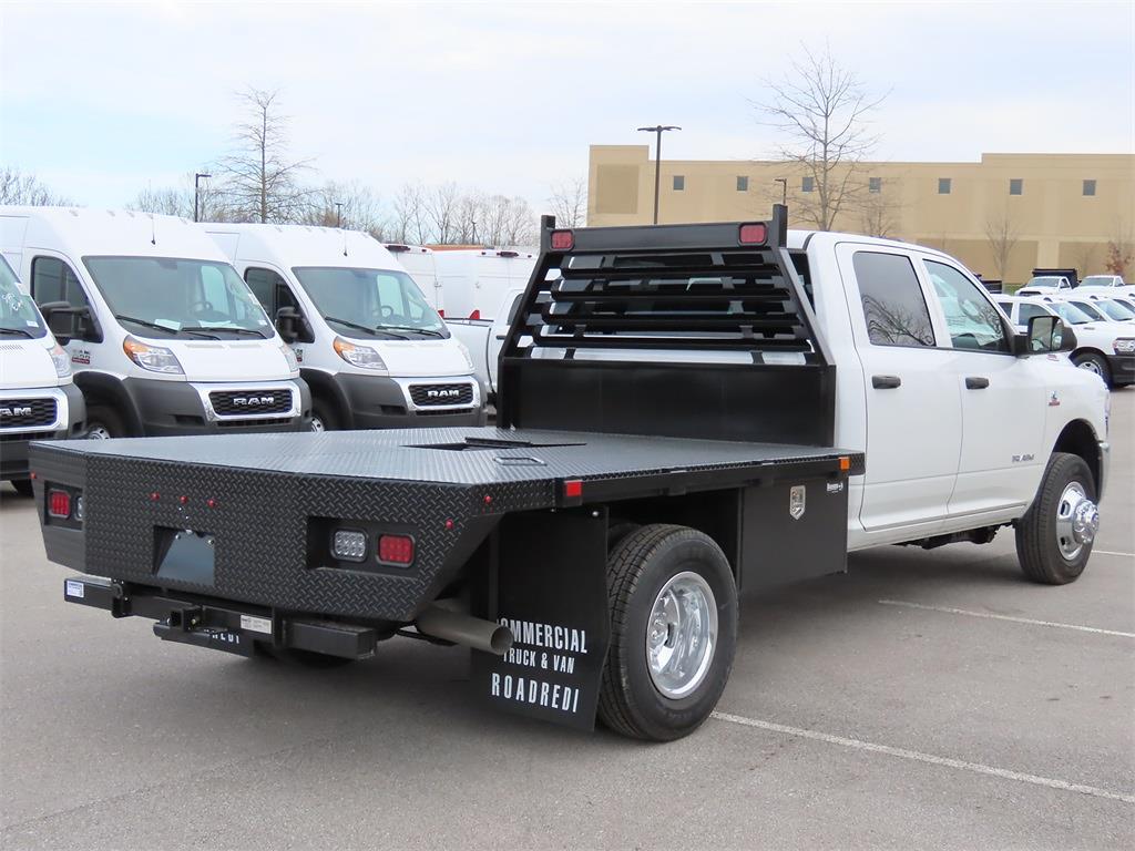 2021 Ram 3500 Crew Cab DRW 4x4, Commercial Truck & Van Equipment Platform Body #MG507338 - photo 1