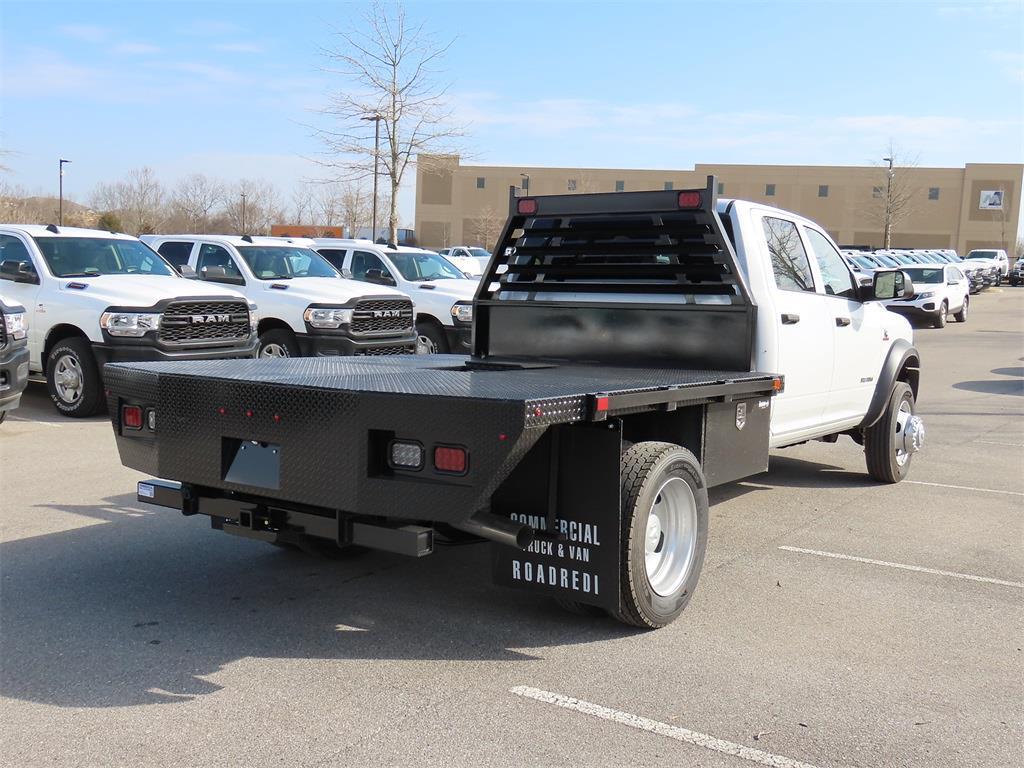 2021 Ram 5500 Crew Cab DRW 4x4, Commercial Truck & Van Equipment Platform Body #MG520941 - photo 1