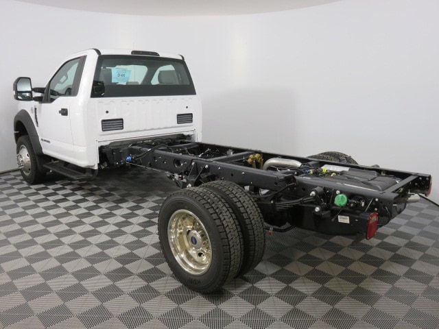 2017 F-550 Regular Cab DRW 4x4 Cab Chassis #T78619 - photo 2