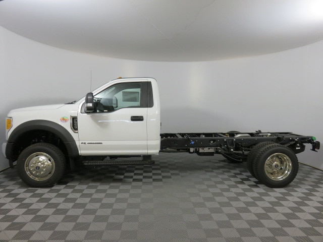 2017 F-550 Regular Cab DRW 4x4 Cab Chassis #T78619 - photo 4