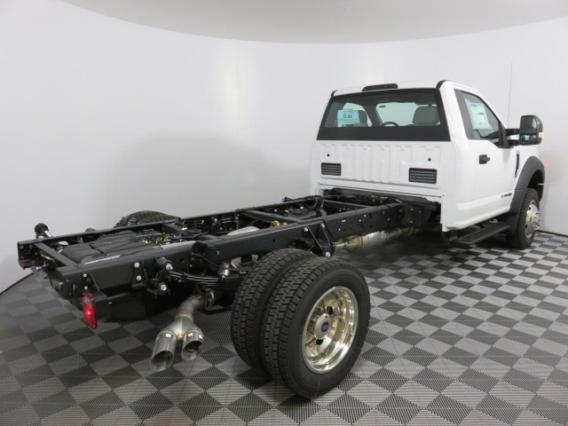 2017 F-550 Regular Cab DRW 4x4, Cab Chassis #T78619 - photo 5