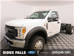 2017 F-550 Regular Cab DRW 4x4 Cab Chassis #T78619 - photo 1