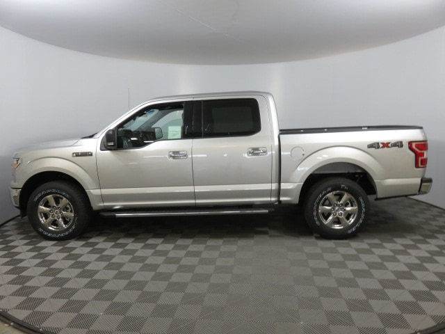 2018 F-150 Crew Cab 4x4 Pickup #T78999 - photo 5