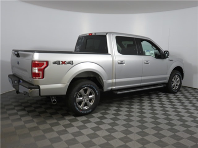 2018 F-150 Crew Cab 4x4 Pickup #T78999 - photo 4